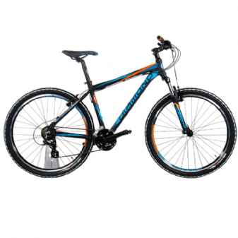 VTT GRAND CANYON 27.5'' ALTUS 3x8V noir/bleu/orange DIAMOND 2017